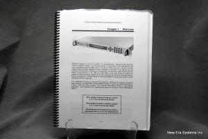 Paradise Datacom RCP-1100/1200 Manual