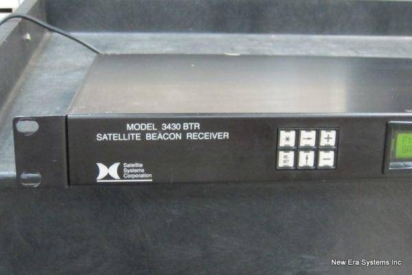 Satellite Systems Corp 3430 Beacon Receiver