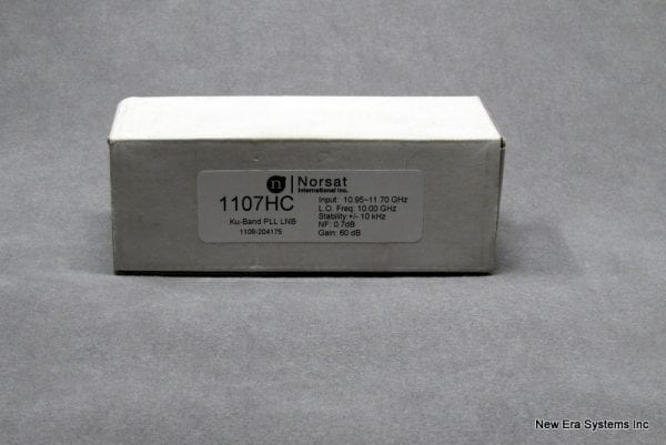 Norsat 1107HC KU-Band LNB