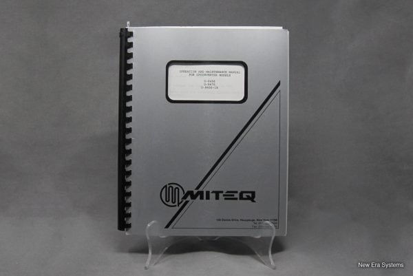 Miteq 9400 Series Upconverter