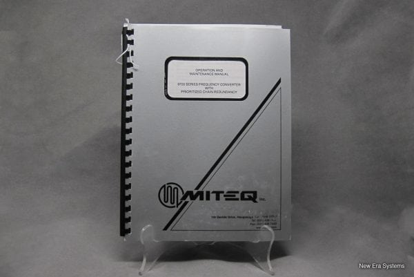 Miteq 9700 Series Frequency Converter