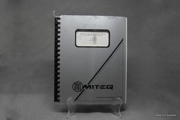 Miteq 9400 Series Downconverter