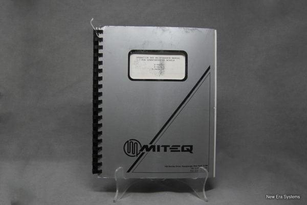 Miteq 9400 Series Downconverter