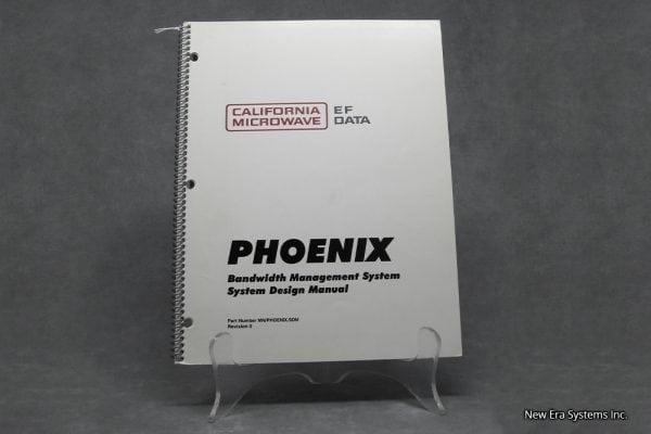 Phoenix Bandwidth Management System Manual
