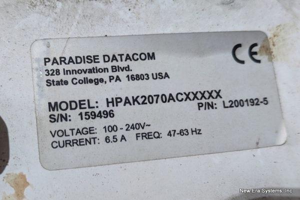 Paradise Datacom 70W KU-Band BUC