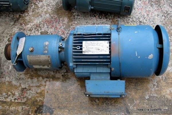 Sew-Eurodrive 1/2 HP Antenna Motor