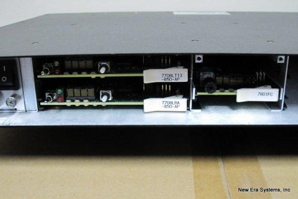 Evertz 7801 L-Band Fiber Communication System
