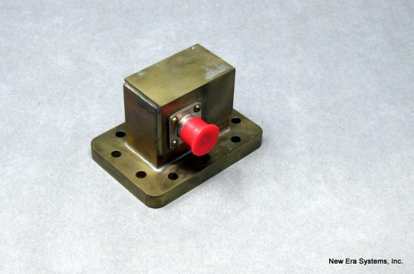 CPR229 Waveguide to Type N Coaxial Adapter