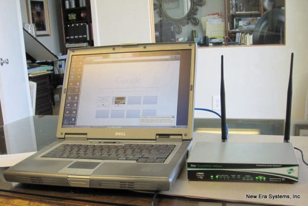Cellular Internet Router