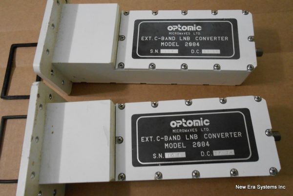 Optonic 2084 C-Band LNB