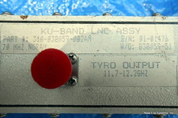 ASAT KU-Band LNC