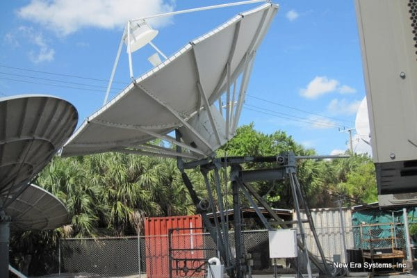Andrew 7.3M C-Band Earth Station Antenna