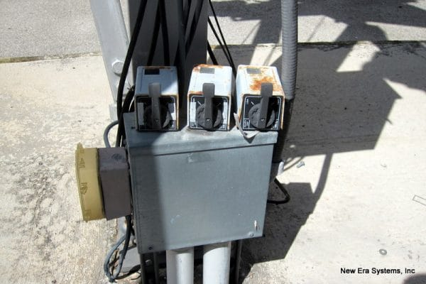 Andrew 7M C-Band Antenna