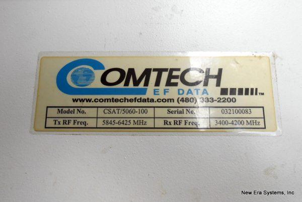 Comtech EFData CSAT 5060-100 Transceiver