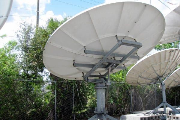 Prodelin 3.8M C-Band Antenna