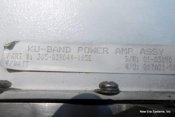 SSE 4W KU-Band SSPA