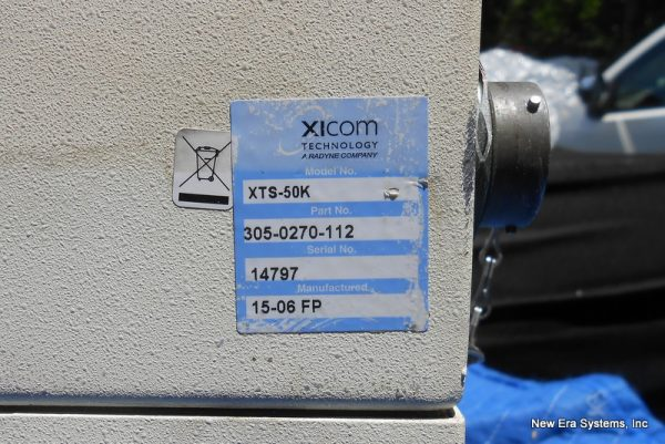 Xicom XTS-50K 50W KU-Band Amplifier