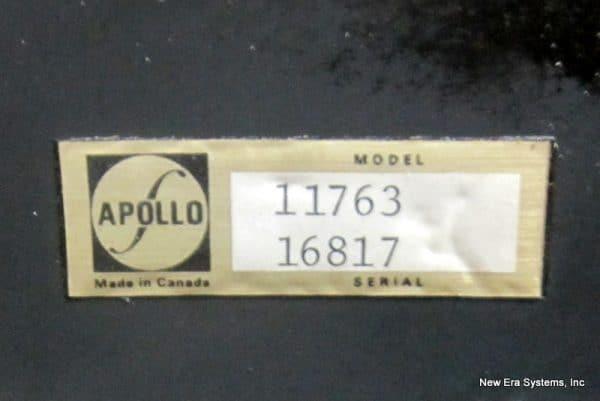 Apollo 2500W C-Band Dummy Load