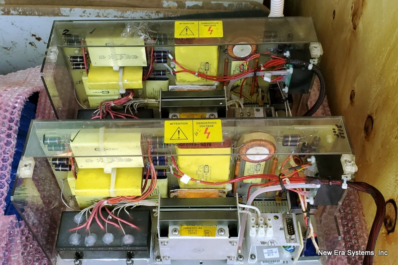 High Voltage Power Supply CPI Amplifiers
