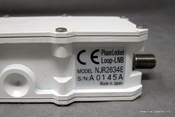 NJR2634E KU-Band PLL LNB