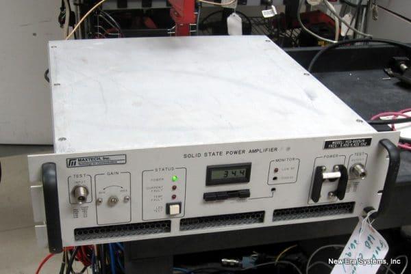 Maxtech PCD-6025R 25W C-Band SSPA