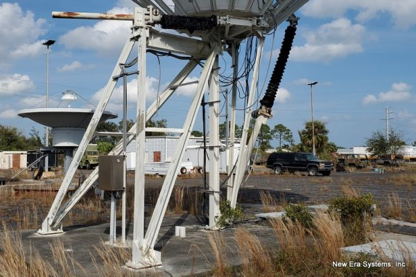 Andrew 9.3M C-Band Earth Station Antenna