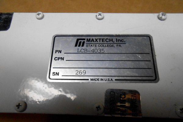 Maxtech C-Band LNA