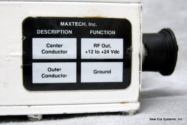 Maxtech C-Band LNA model LCA4033