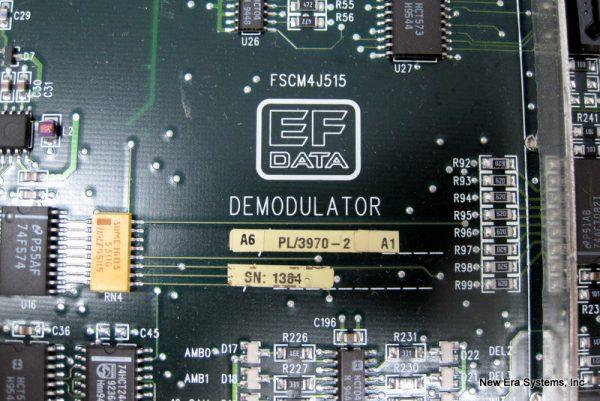 EFData Modem Processor Board PL/3970-2