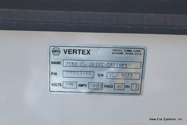 Vertex 9M KU-Band 4 Port Earth Station Antenna