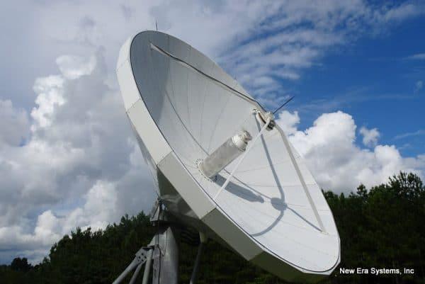 Vertex-6.3m-C-KU-Non-motorized Antenna