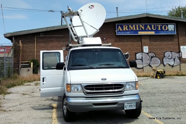 Ford Satellite Truck sng